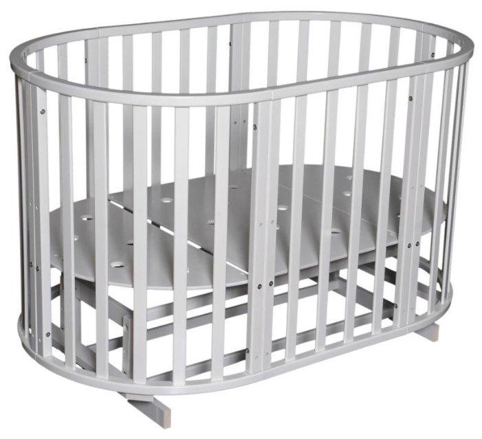 Кроватка Кедр Любаша 4