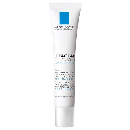 La Roche-Posay Корректирующий крем-гель для проблемной кожи Effaclar Duo(+), 40 мл la roche posay effaclar крем h увлажняющий успокаивающий 40 мл