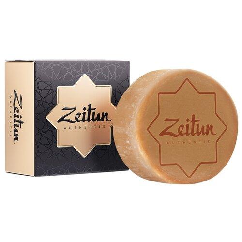 """Zeitun мыло для умывания Алеппское экстра """"Эвкалипт и мята"""" освежающее и тонизирующее, 125 г"""