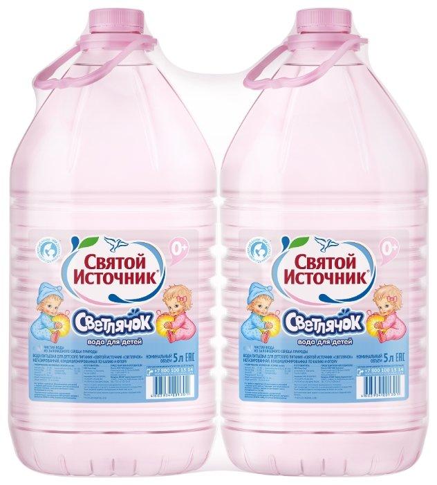 Детская вода Светлячок, c рождения, упаковка из 2 шт