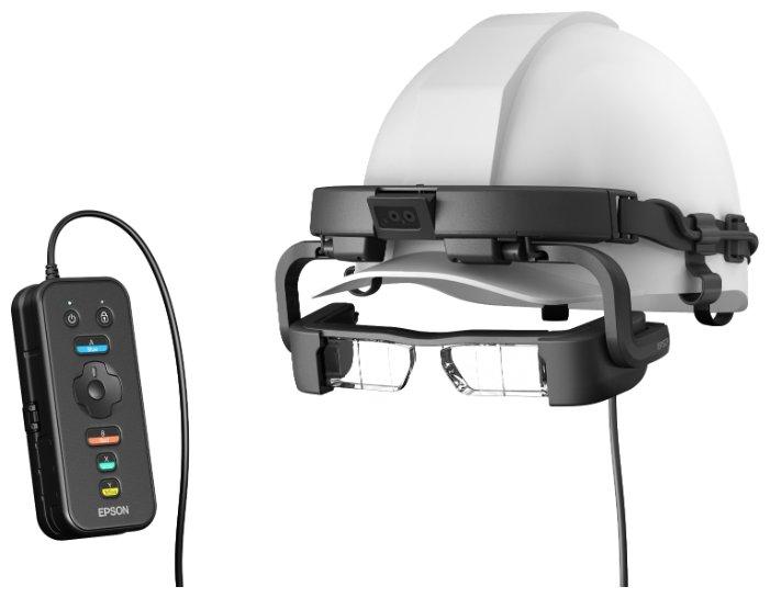 Очки виртуальной реальности Epson Moverio Pro BT-2200