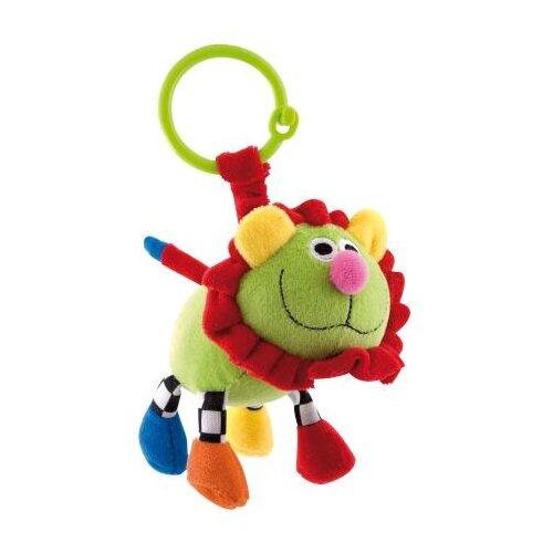 Купить Подвесная игрушка Canpol Babies Сумасшедшие животные (2/284) лев, Подвески