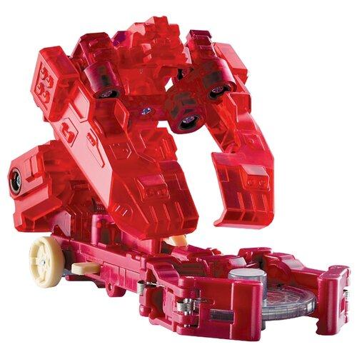 Купить Интерактивная игрушка трансформер РОСМЭН Дикие Скричеры. Линейка 2. Манкиренч (34825) красный, Роботы и трансформеры
