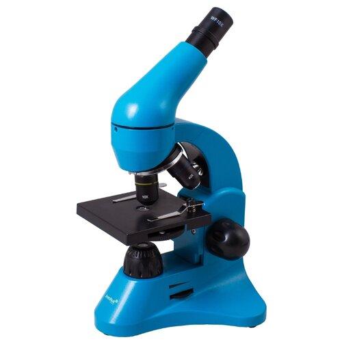 Микроскоп LEVENHUK Rainbow 50L azureДетские микроскопы и телескопы<br>