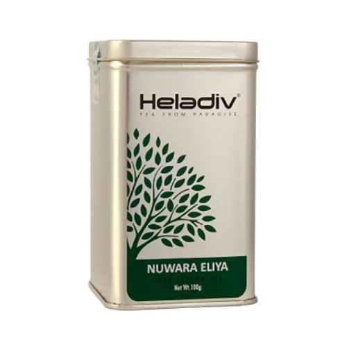 Чай черный Heladiv Nuwara Eliya, 100 гЧай<br>