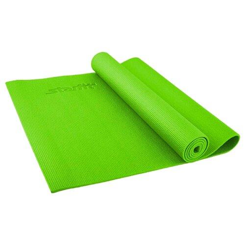 Коврик (ДхШхТ) 173х61х0.8 см Starfit FM-101 зеленый