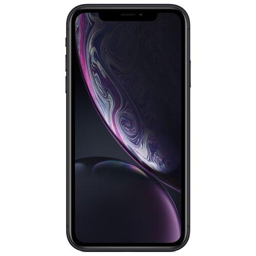 Смартфон Apple iPhone Xr 256GB черный (MRYJ2RU/A)Мобильные телефоны<br>