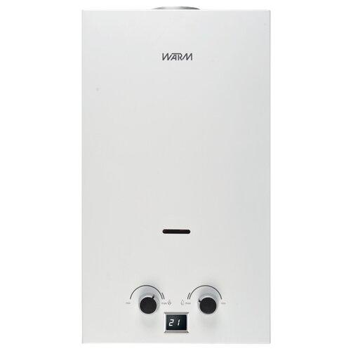 Фото - Проточный газовый водонагреватель WARM AQUOS 10L проточный газовый водонагреватель bosch wr 15 2p23