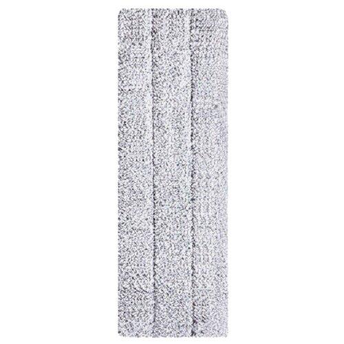 швабра boomjoy jy8050 белый серый Насадка BoomJoy JY8715, серый