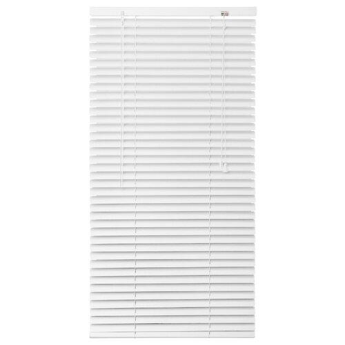 Горизонтальные жалюзи Эскар алюминиевые, 120х160 см