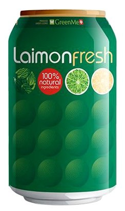 Газированный напиток Laimon Fresh