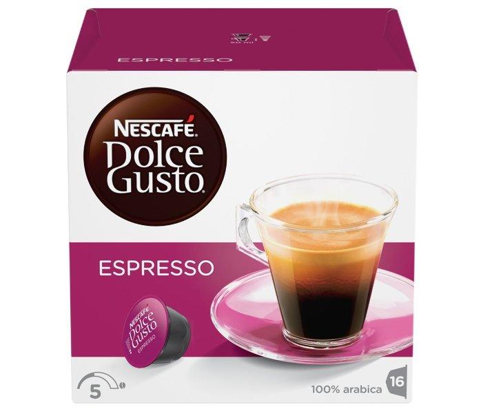 Кофе в капсулах Nescafe Dolce Gusto Espresso (16 шт.)