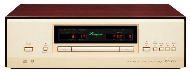 CD-проигрыватель Accuphase DP-750