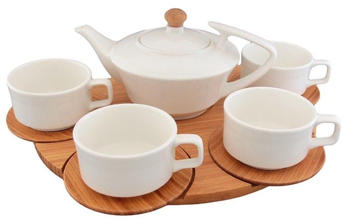 Чайный сервиз Elan gallery Кристалл