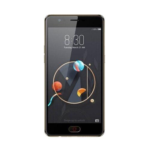 Смартфон Nubia M2 lite 3/64GB черный смартфон nubia z17 mini 64gb черный золотистый