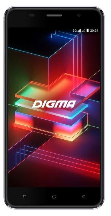 Смартфон DIGMA Linx X1 Pro 3G, черный