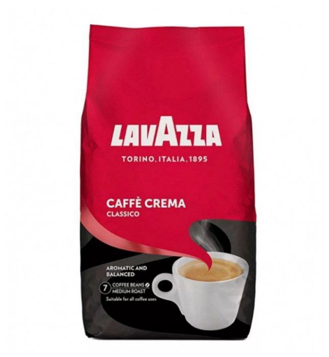 Кофе в зернах Lavazza Caffe Crema Classico — купить по выгодной цене на Яндекс.Маркете