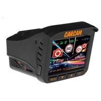 CARCAM Видеорегистратор с радар-детектором  COMBO 5