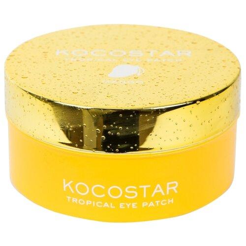 Kocostar Гидрогелевые патчи для глаз Тропические фрукты Манго Tropical Eye Patch Mango (60 шт.)Для глаз<br>