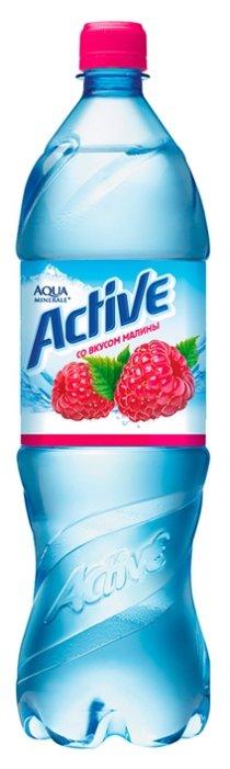 Вода питьевая Aqua Minerale Active негазированная Малина, ПЭТ