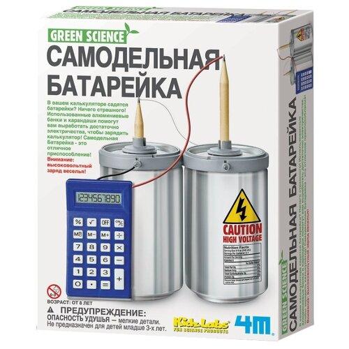 Купить Набор 4M Самодельная батарейка, Наборы для исследований
