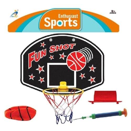 Купить Набор для игры в баскетбол Shantou Gepai (200186611), Спортивные игры и игрушки