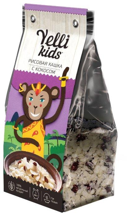 Рисовая кашка Yelli Kids, с кокосом, 100 г