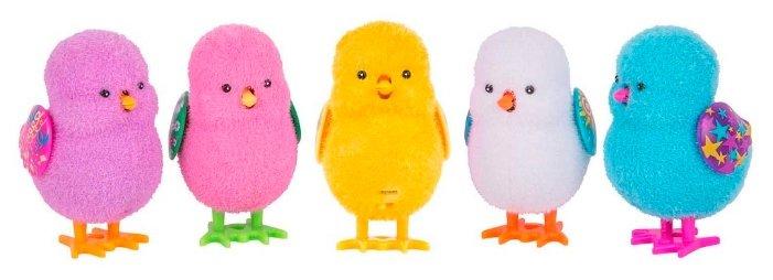 Интерактивная игрушка робот Moose Little Live Pets Цыпленок в яйце