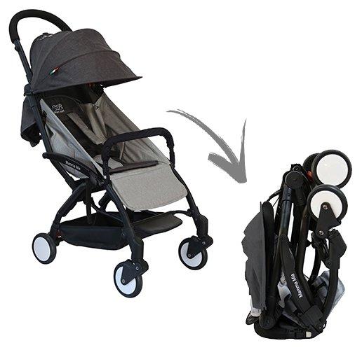 Прогулочная коляска SWEET BABY Mamma Mia Linen