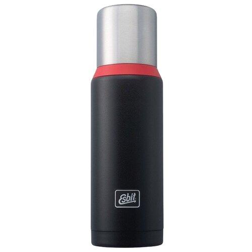 Классический термос Esbit VF1000DW (1 л) черный/красный