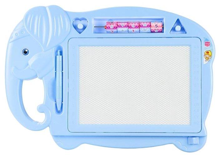 Доска для рисования детская Наша игрушка Слоник (635725)