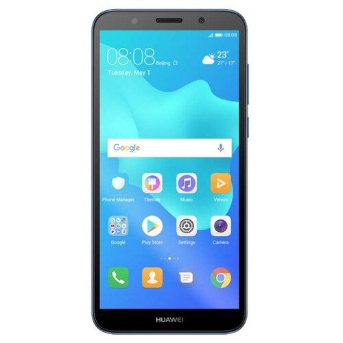 Купить Смартфон HUAWEI Y5 Prime (2018) Dual sim синий