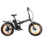 Велосипед для взрослых Cyberbike Fat 500W