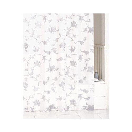 Штора для ванной IDDIS SCID132P 200x200 белый/серый