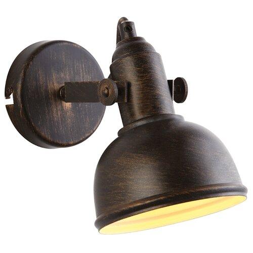 Спот Arte Lamp Martin A5213AP-1BR светильник arte lamp a5213sp 1br martin