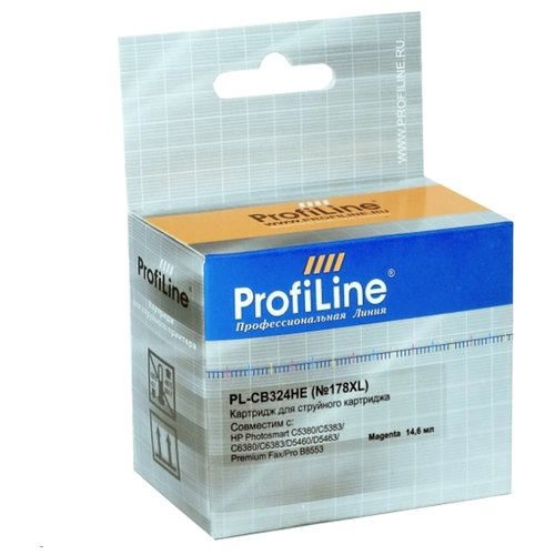 Фото - Картридж ProfiLine PL-CB324HE-M, совместимый картридж profiline pl 50f2h00