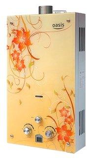 Проточный водонагреватель Oasis Glass 24 BG/TUR