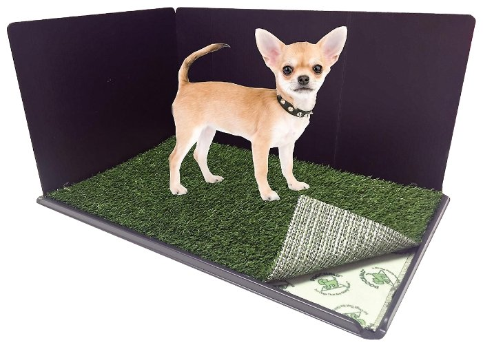 Туалет для собак PoochPad Indoor Turf Dog Potty Classic Premier 60х40 см