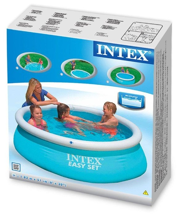 Бассейн Intex Easy Set 28101/54402