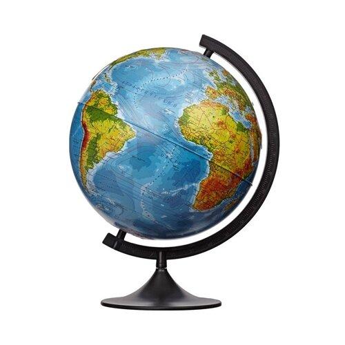 Глобус физический Globen Классик 320 мм (504679) черный