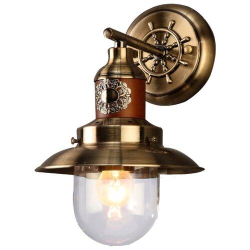 Настенный светильник Arte Lamp Sailor A4524AP-1AB, 60 Вт