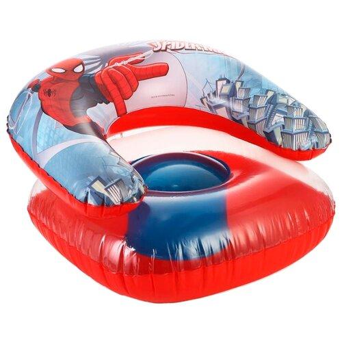 Надувное кресло Bestway Spider-Man (98008 BW) красный/голубой