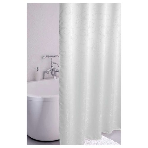 Штора для ванной IDDIS 490J200i11 180x200 белый штора для ванной iddis basic 180x200 белая b53p218i11