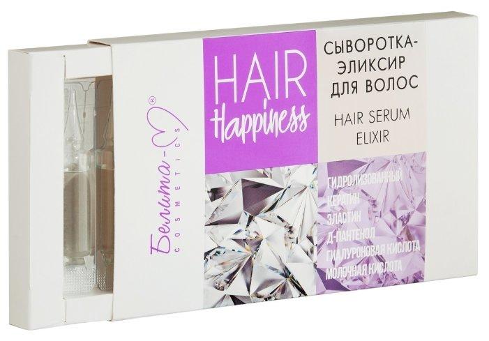 Белита-М Hair Happiness Сыворотка-эликсир для волос