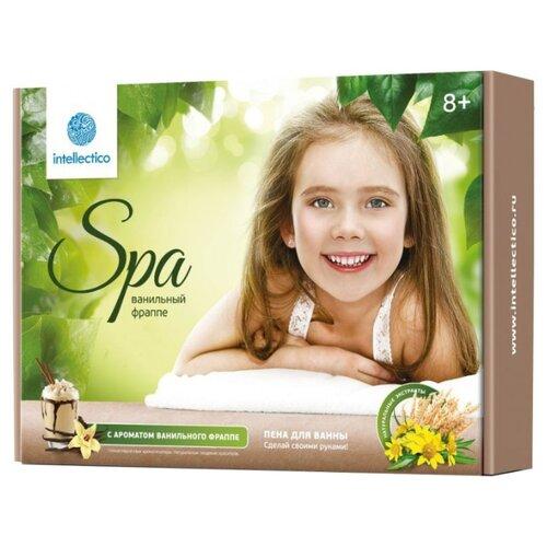 Intellectico День SPA Пена для ванны Ванильный фраппе