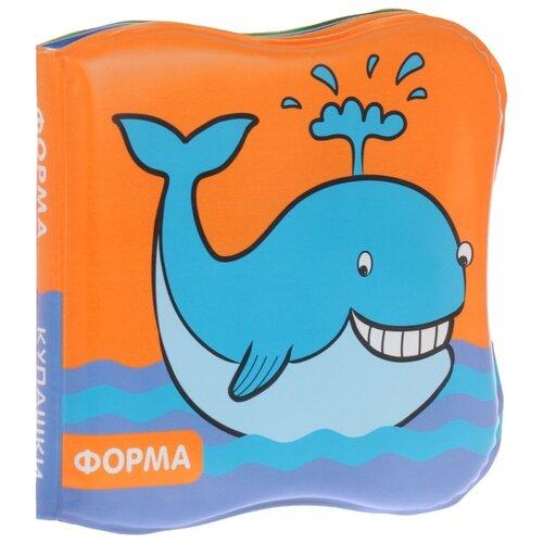 Фото - Игрушка для ванной Мозаика-Синтез Купашки Кит Форма голубой/оранжевый игрушка для ванной funny ducks ныряльщик уточка 1864 желтый оранжевый голубой