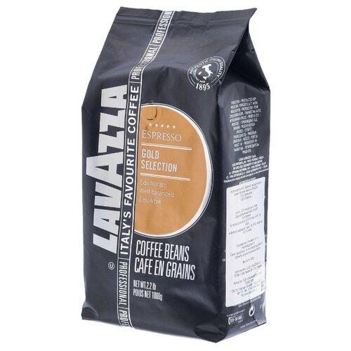 Кофе в зернах Lavazza Gold Selection 1000 г