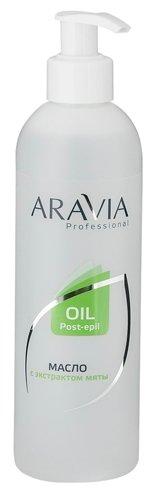 ARAVIA Professional Масло после депиляции Professional с экстрактом мяты