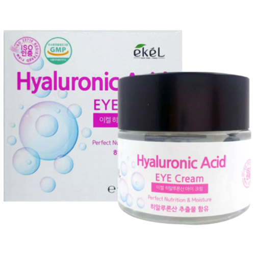 Купить Ekel Крем для кожи вокруг глаз Hyaluronic Acid Eye Cream 70 мл