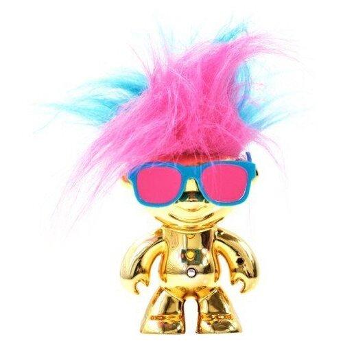 цена на Интерактивная игрушка робот WowWee Elektrokidz золотистый
